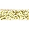 "Metallic Crack Ice Sequin Gold 60"""